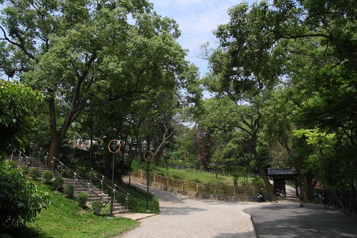 淡水和平公園、一滴水紀念館0049