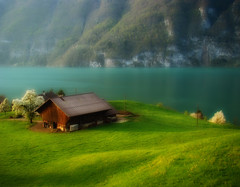 Wellcome to Dream Valley (ceca67) Tags: lake green nature landscape switzerland spring valley walensee ceca allxpressus sbfmasterpiece fleursetpaysages sbfgrandmaster llitedespaysages