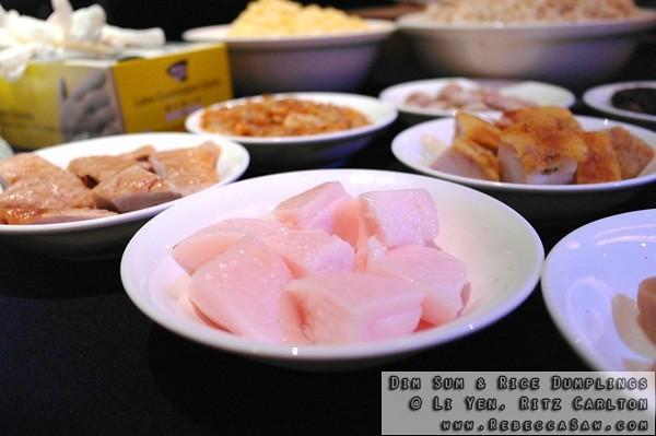 Dim Sum N Rice Dumplings At Li Yen Ritz Carlton-08