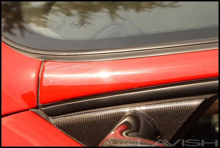 Ferrari Scuderia swirls