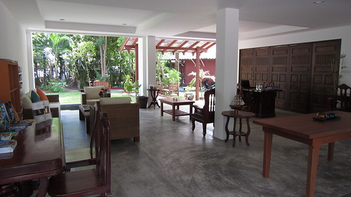 Koh Samui Kirati Resort - Reception サムイ島キラチリゾート レセプション