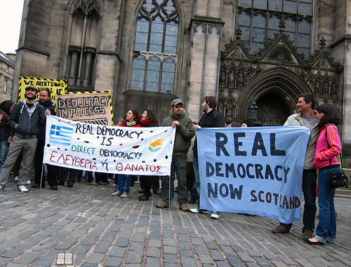 Real Democracy Now Scotland