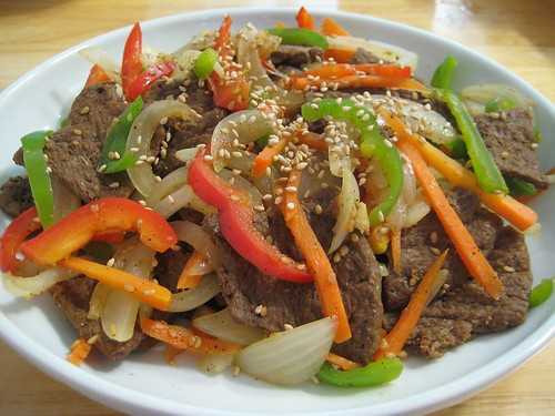 Quick 'n' Easy Soy Bulgogi