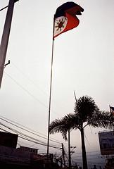 2011-0625 Cavite 001 (yaoifest) Tags: lca kodak flag lomolca tagaytay cavite philippineflag kodakelitechrome