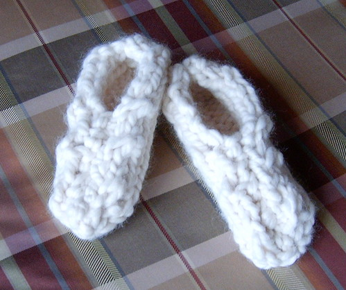 Slippers for Hailey