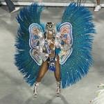 Vamos sapucar ! Jéssica Maia Rainha do Carnaval Rio de Janeiro Carnival 2009 Queen Playboy Carioca Brazil Brasil samba Jessica Maia
