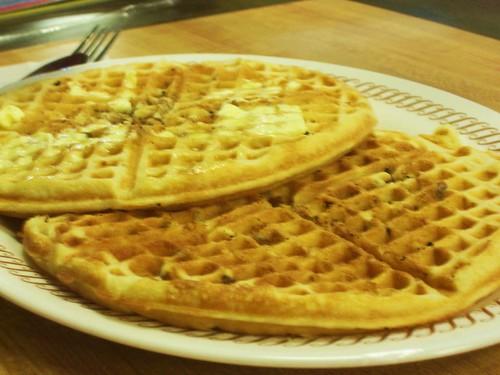 double waffle