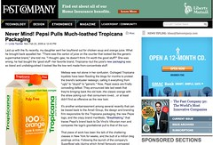 Never Mind! Pepsi Pulls Much-loathed Tropicana Packaging | Design of the Times | Fast Company_1235667898870
