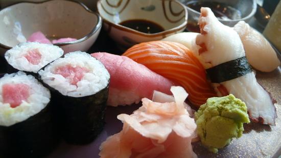my sushi!!!