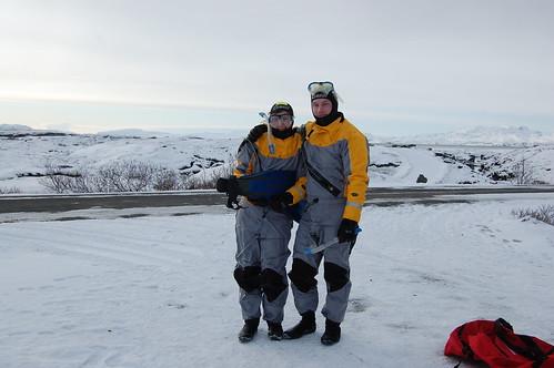 Þingvellir National Park Snorkeling