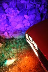 Color (Shutter Theory) Tags: longexposure lakeelizabeth nightshots atnight 1973 datsun butterscotch slowshutterspeed 620 inthedark lightpaint l20b bulletside pl620 lightpinting