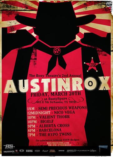 AustinRox 2009