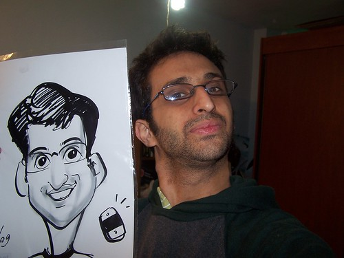My caricature