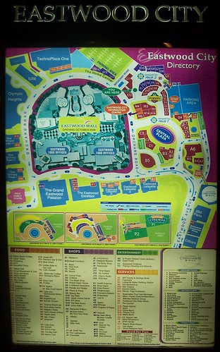 Eastwood City Plan