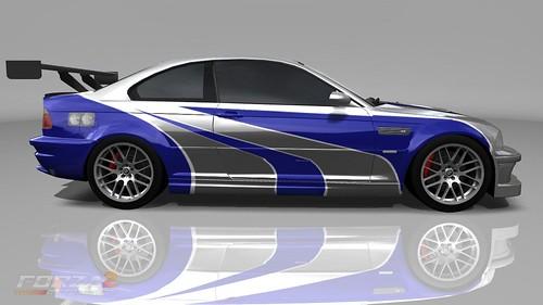 bmw m3 gtr nfsmw. NFS MW BMW