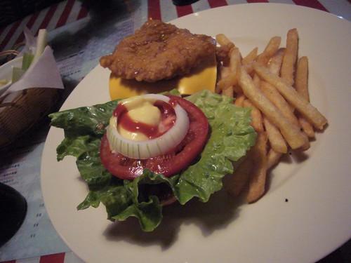 20090310 High Land '69 美式漢堡