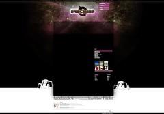 Website (Pixel Fantasy) Tags: design website