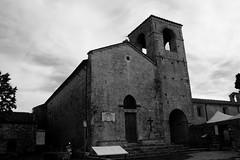 san nicolao (marco prete) Tags: bw church monocromo italia bn chiesa tuscany toscana blacknwhite castello bianconero toskana pistoia pieve sannicolao monsummanoalto yourcountry