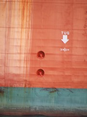 2007_0122hogmanyandtanker0020 (breeksy2002) Tags: sea water orkney ship tug lpg scapaflow shiptoship