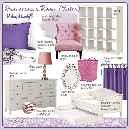 Francesca's Room (Later)