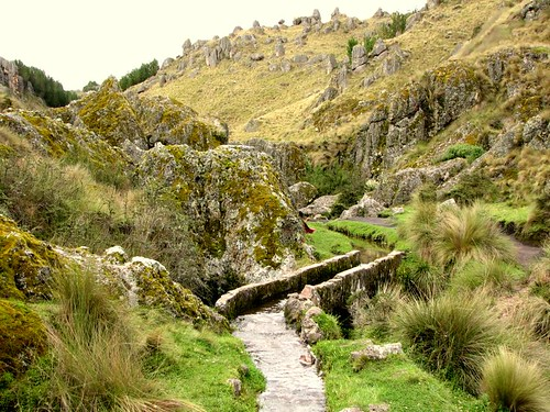 Cajamarca and the Incan Baths