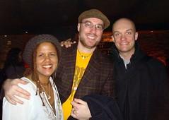 CLH, Cameron Mizell, and David Hahn