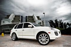 Porsche Cayenne (ayo andrsn) Tags: nikon cayenne porsche mister vossen d80 and3rson wheelscom