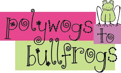Polywogs to Bullfrogs LOGO blog