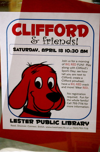 Clifford & Friends by you.