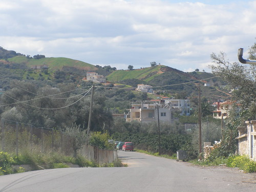the green green hills of home hania chania