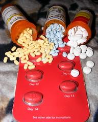 Day 88/365 - my prescriptions