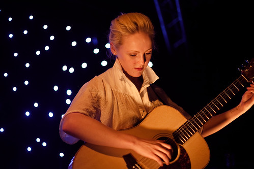 Laura Marling at Hoxton Bar & Kitchen