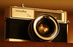 Minolta Hi-Matic 7s (Matthew Simantov) Tags: minolta himatic7s