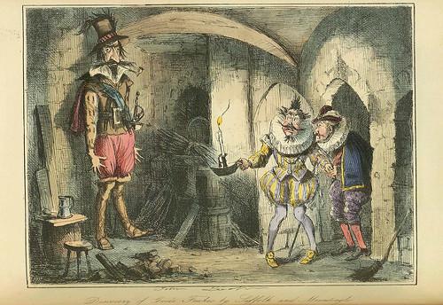 013- Descubrimiento de Guido Fawkes por Suffolk y Monteagle