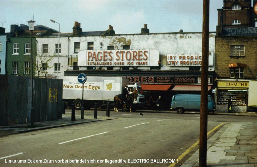 1978 - 3 - London - Camden - Buck Street-