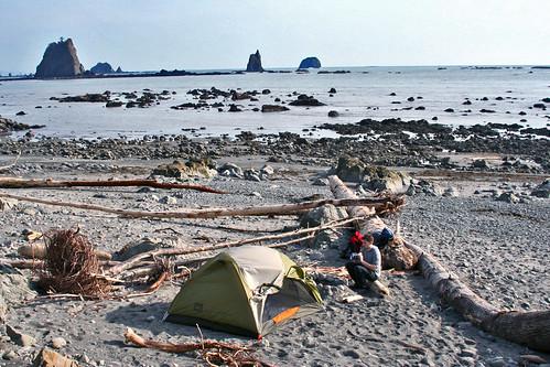 coastal campin