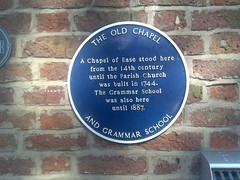 Photo of Blue plaque number 970