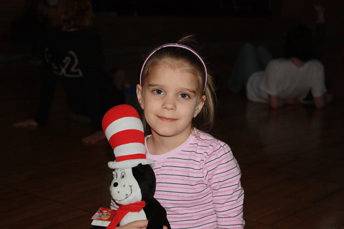 Winner of the Cat in the Hat
