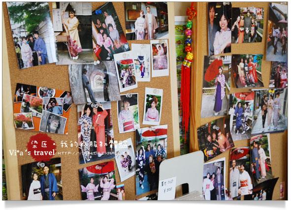 【京都賞櫻旅】京都旅遊~高台寺染匠和服體驗篇高台寺染匠和服體驗5