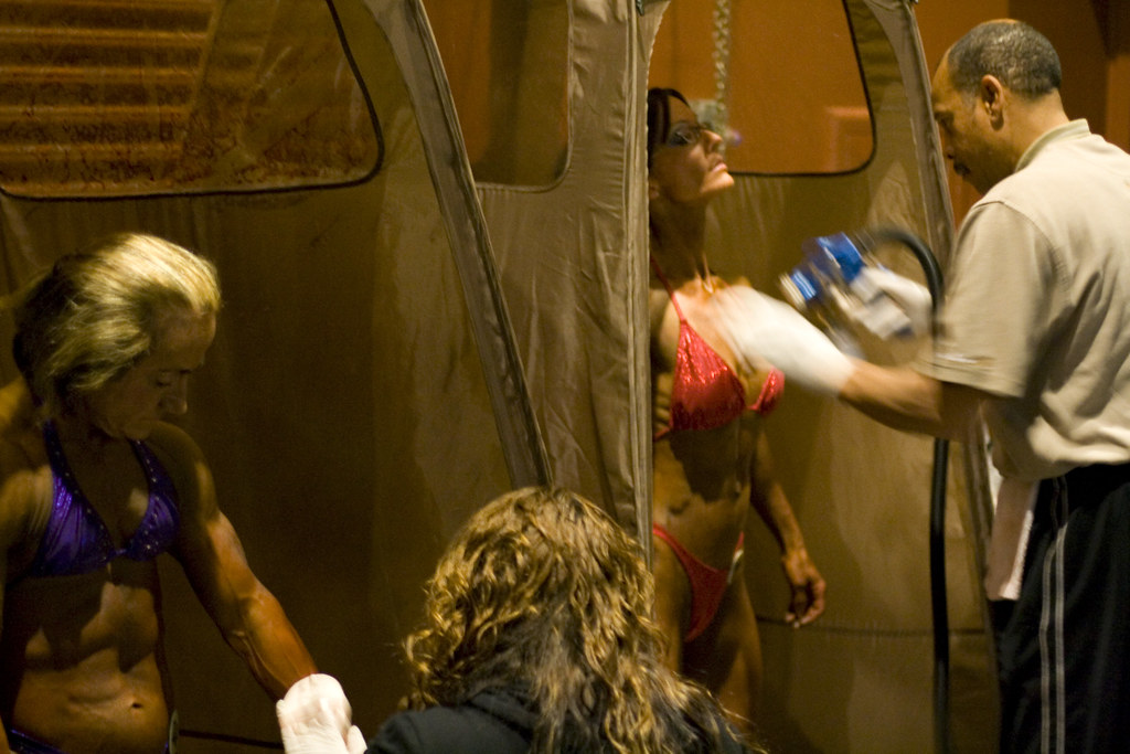 Spray Tan Tents