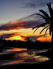 P4190007-atardecer (pelz) Tags: sunset espaa atardecer spain europa alicante torrevieja torreta2