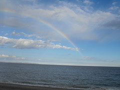 RAINBOW (RIGHT SIDE) (Juan Nez) Tags: arcoiris almeria aguadulce 19deabril playaserena