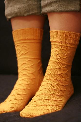Miele socks 3