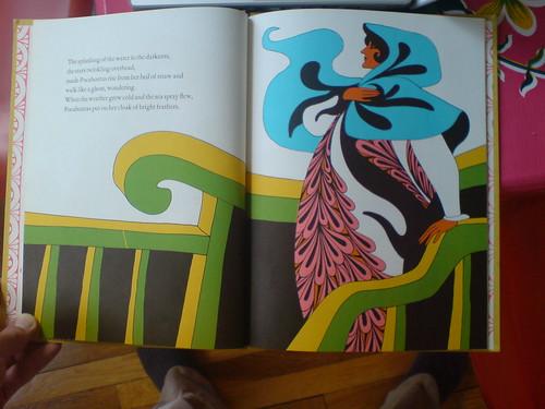 from John Alcorn & Jan Wahl's Pocahontas in London