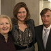Melanna Verveer, Sarah Brown, Dr. Mark Dybul