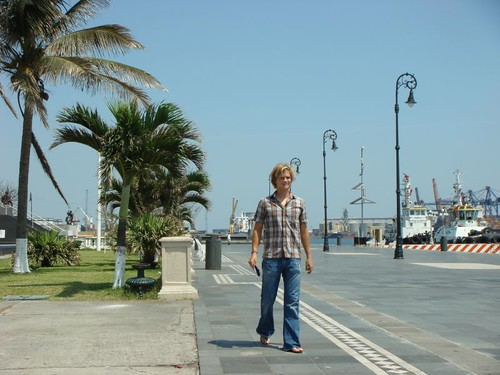 Malecón, Veracruz - Mexico.