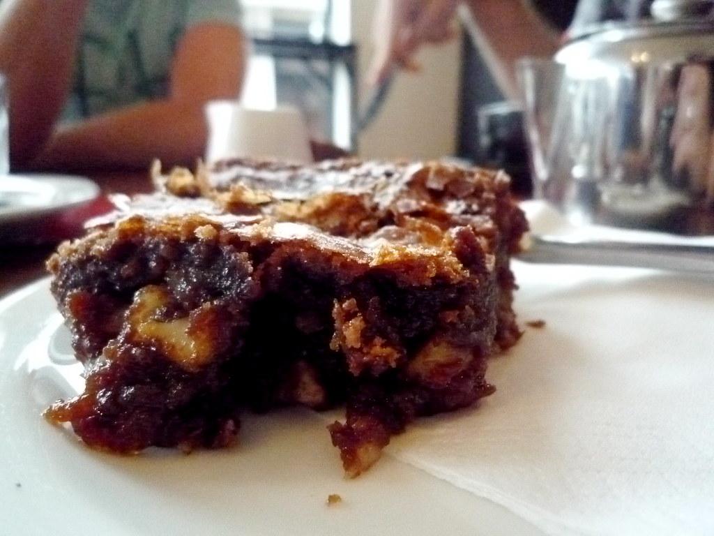 Amsterdam Street brownie
