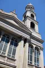 NYC - Greenwich Village: Our Lady of Pompei Church by wallyg, on Flickr