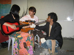Guitar Session 2 (UTAR CFS PJ) Tags: art gallery pj cfs utar cfspj