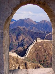 China Great Wall   Grosse Mauer    /  (doc.holiday41) Tags: china trip travel fab asia asien viagem greatwall ferien vacaciones soe ferias reise inspiredbylove grossemauer wowiekazowie elitephotography theperfectphotographer goldstaraward unlimitedphotos kunstplatzlinternational